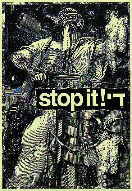 STOP IT ! Protest