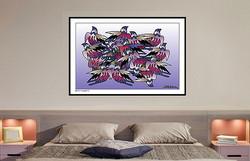 BIRDS STORM Art in bedroom.jpg