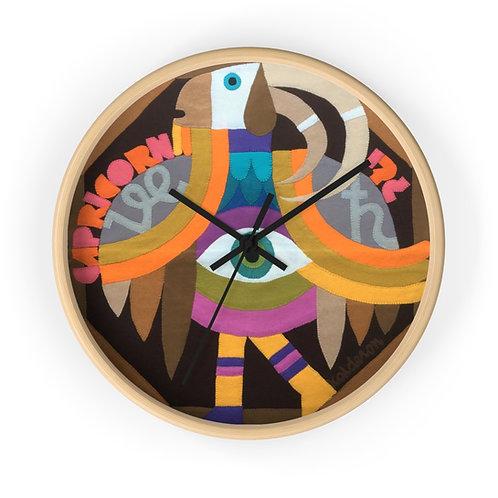 Copy of Capricorn Wall clock