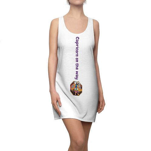 Capricorn Women's Cut & Sew Racerback Dress