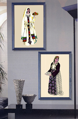 k ORIENTAL WOMEN prints#338F.jpg