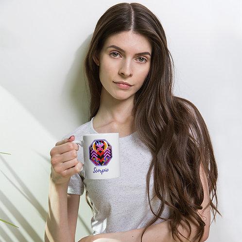 Scorpio Mugs, Astrology, Coffee Mug, Zodiac Gift, Birthday Zodiac Mugs