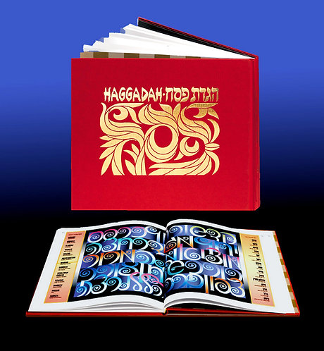 The New Passover Haggadah - Open Edition