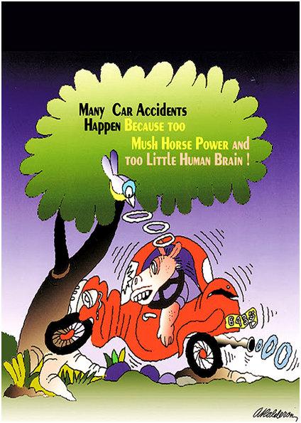 117 MANY CAR ACCIDENTS