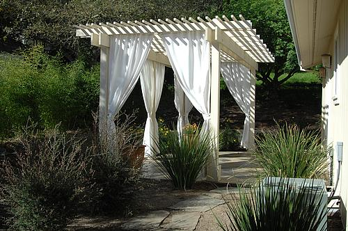 Patio Cabaña