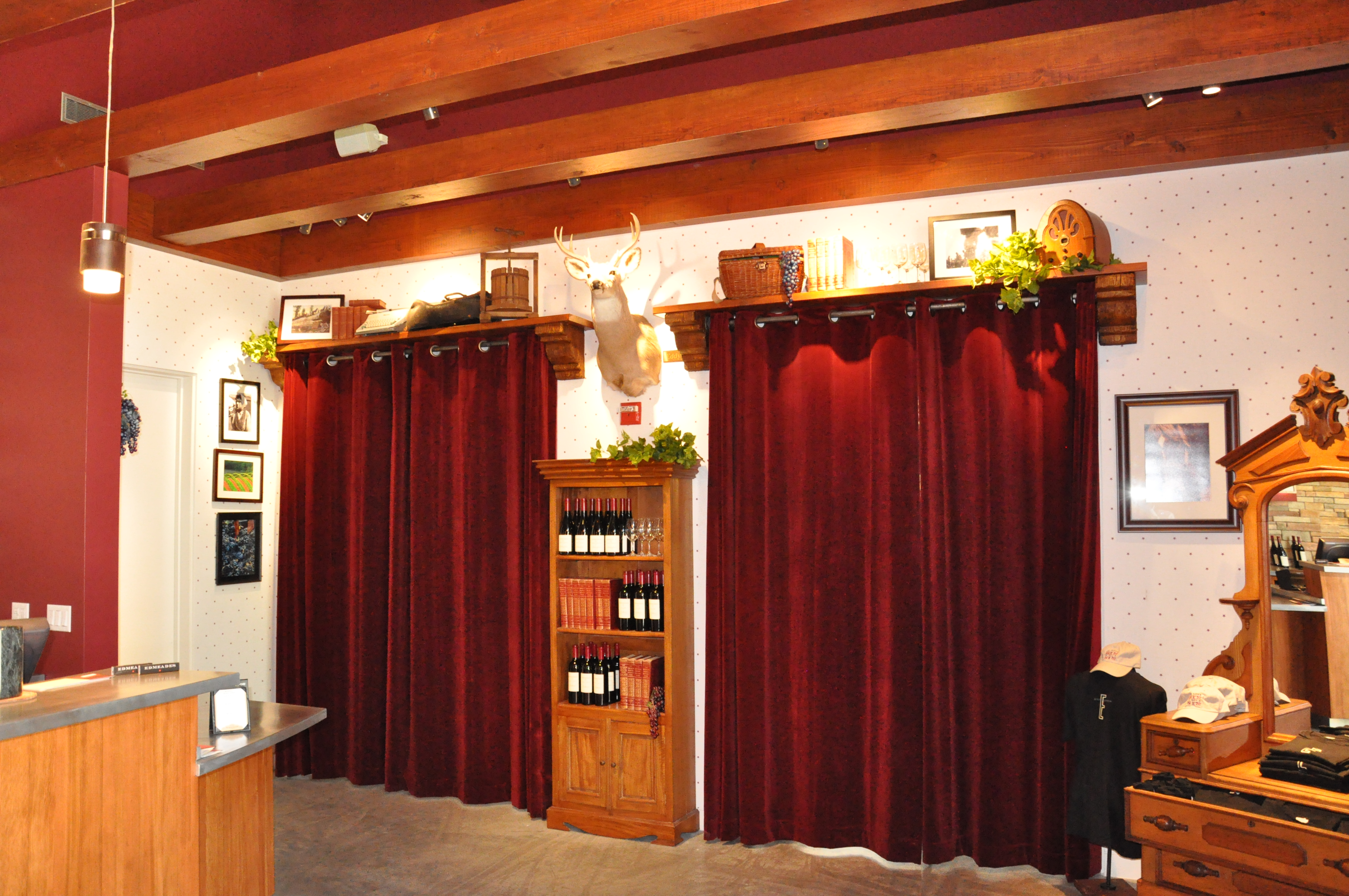 Edmeades Tasting Room