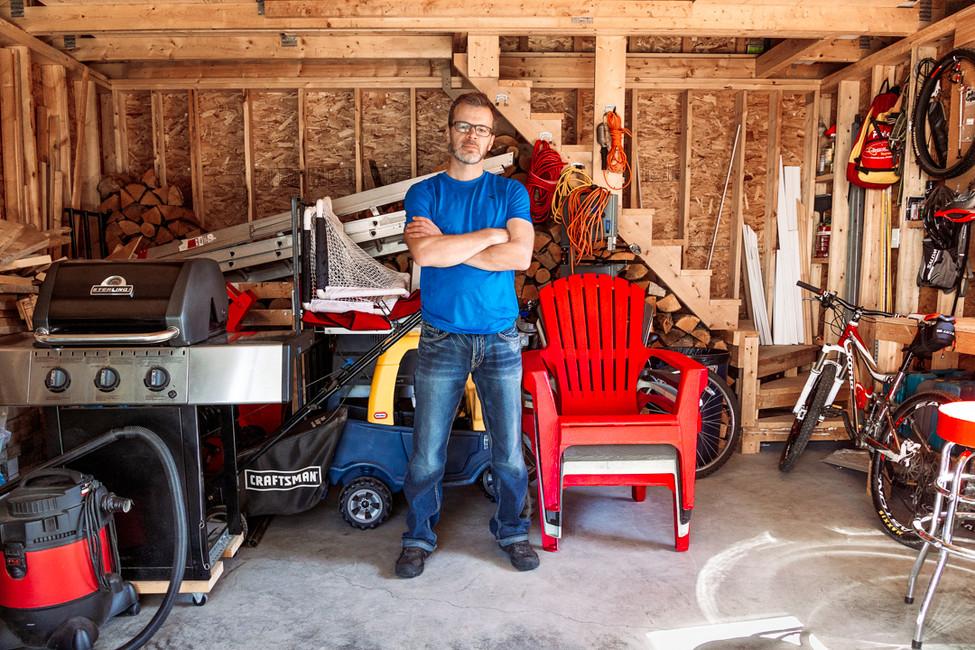 3/9  - Dans nos garages