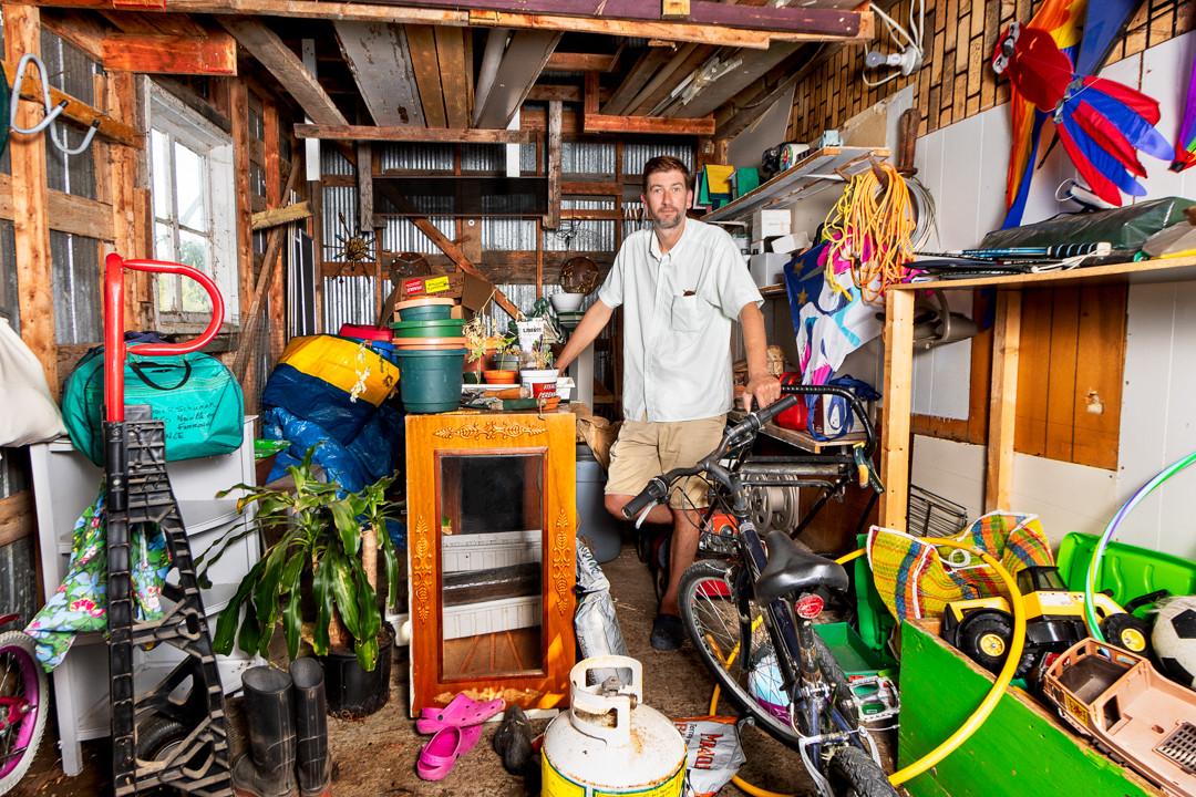 9/9  - Dans nos garages
