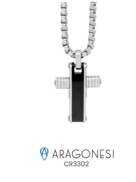 ARAGONESI Collana uomo CR3301