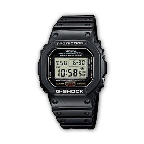 CASIO Orologio uomo cronografo DW-5600E-1VER