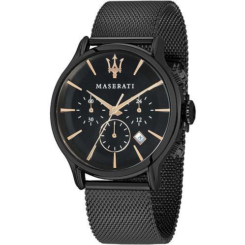 MASERATI Orologio uomo cronografo R8873618006