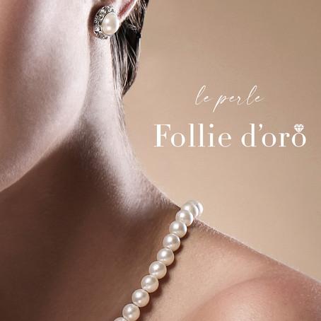 Perle, un filo di perfezione per un'eleganza senza tempo