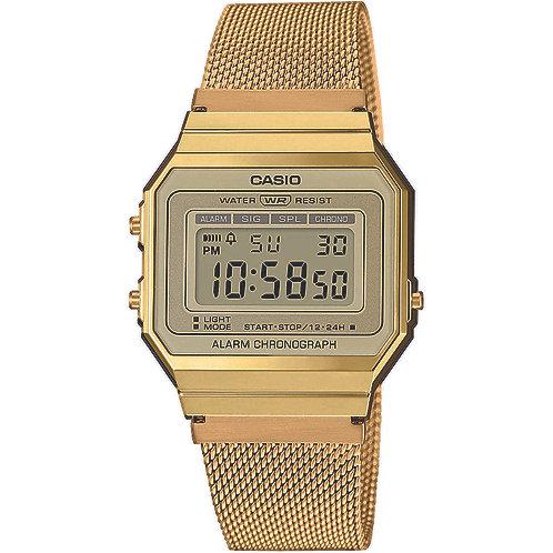CASIO Orologio digitale unisex A700WEMG-9AEF
