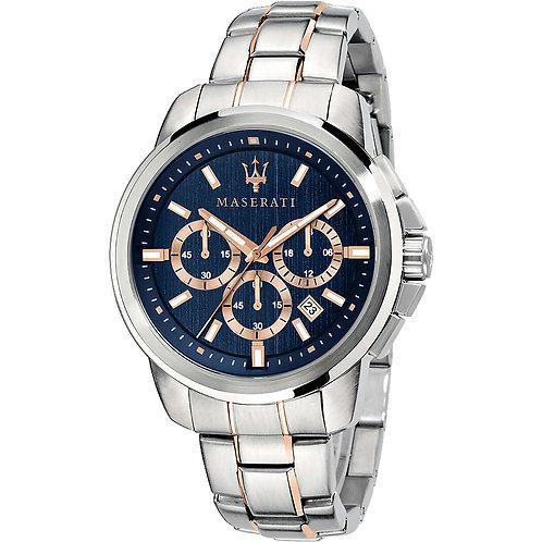 MASERATI Orologio uomo cronografo R8873621008