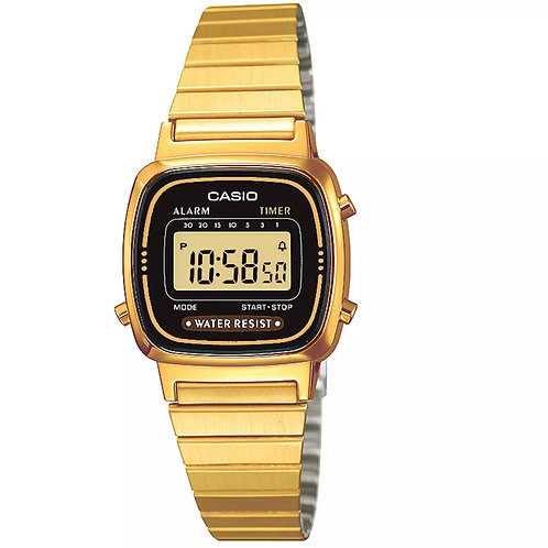 CASIO Orologio digitale donna LA670WEMB-1E