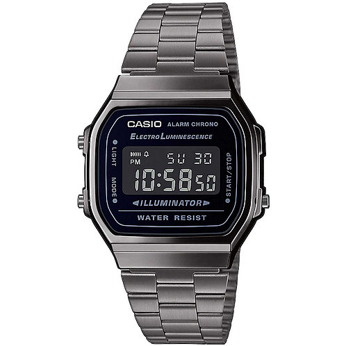 CASIO Orologio digitale uomo A168WEGG-1BEF
