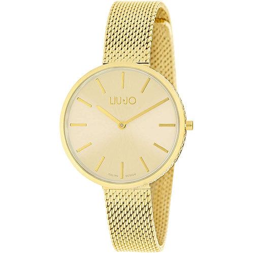 LIUJO orologio donna-solo tempo-TLJ1375 (Collezione Glamour) TLJ1375