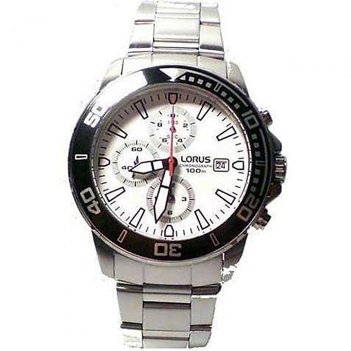 LORUS Orologio uomo cronografo RF813CX9
