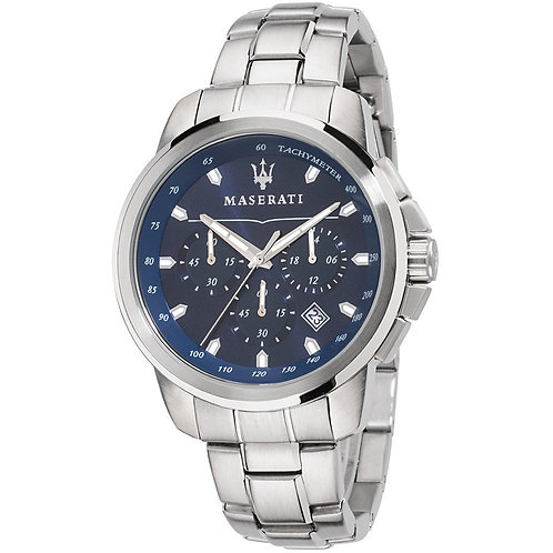 MASERATI Orologio uomo cronografo R8873621002
