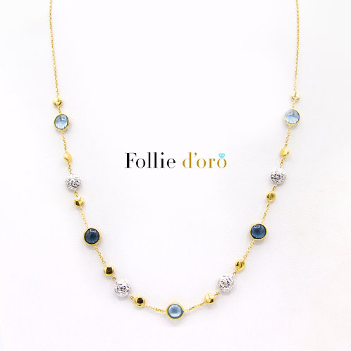 FOLLIE ORO Collana donna C67004