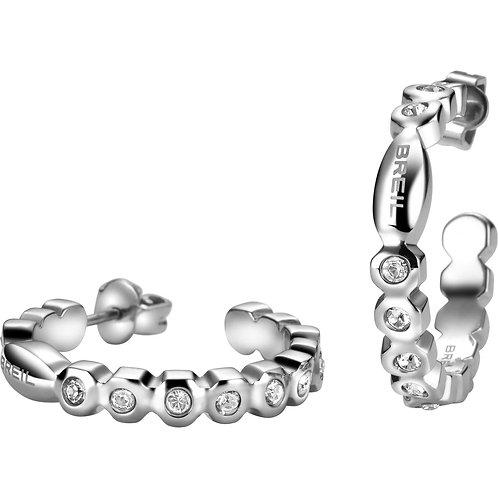 Breil orecchini donna gioielli Breil Rolling Diamonts TJ1568 TJ1568
