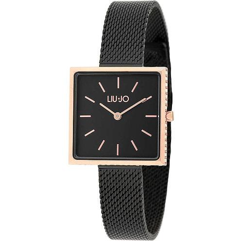 LIUJO orologio donna-solo tempo-TLJ1559 (Collezione Glamour Square) TLJ1559