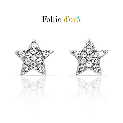 FOLLIE Orecchini donna Stars 212578