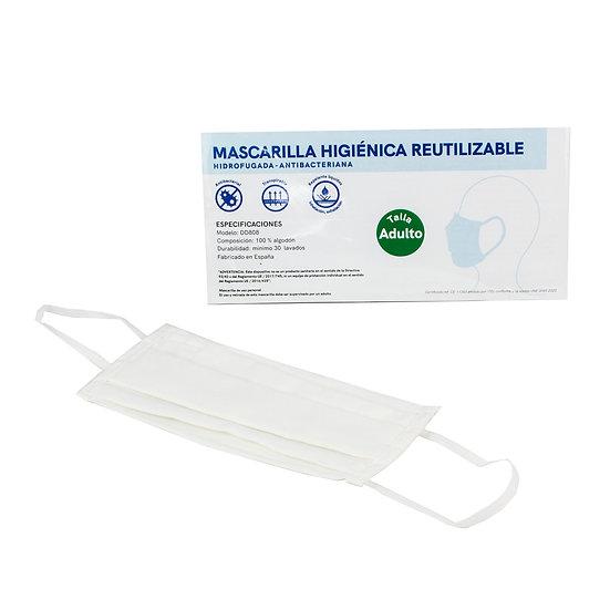 Mascarilla reutilizable