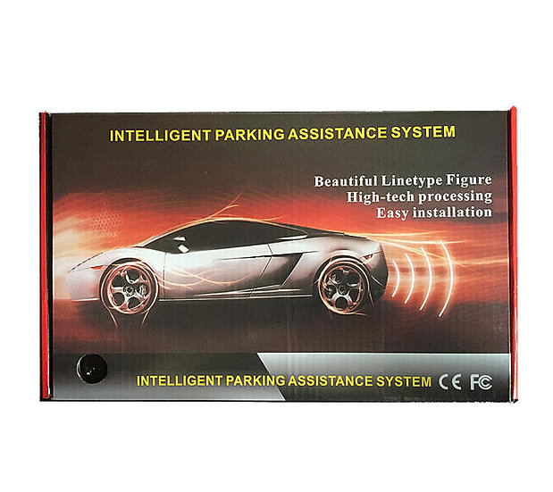 Intelligent parking assistance system delantero/trasero