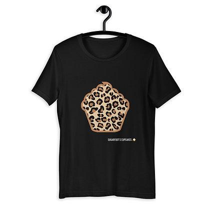 Leopard Cupcake T-Shirt