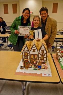Gingerbread House Competitionti
