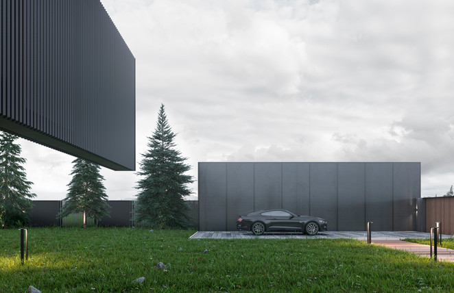 Villa IS  Location: Moscow  Client : buro511