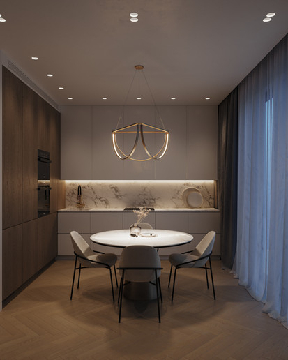 Small Apartments from Moscow  Location: Moscow  Client : Dzerassa Design , Umbrella Visual