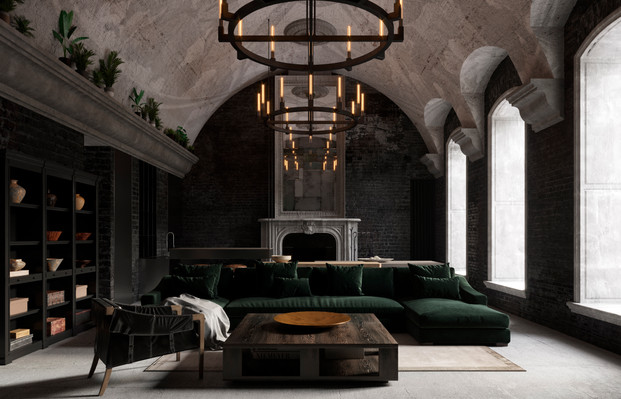 Flat  Location: Moscow  Client : buro511