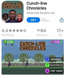 Cunch Line Chronicles Game.JPG