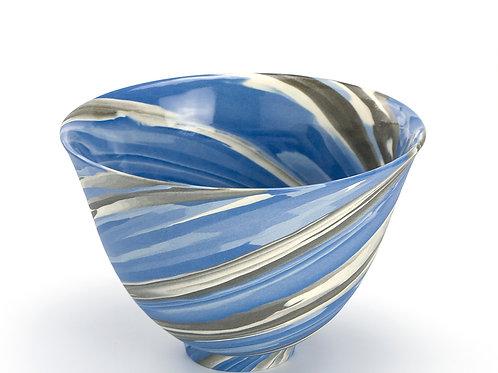 Blue bowl 01