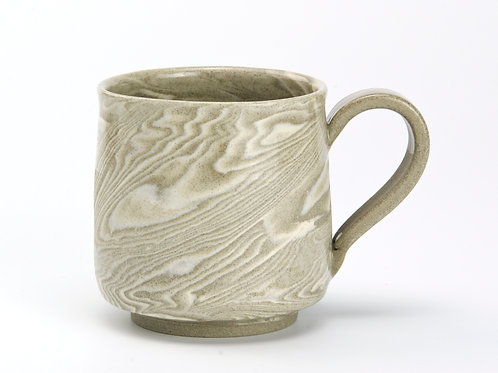 Beige Marble mug 02