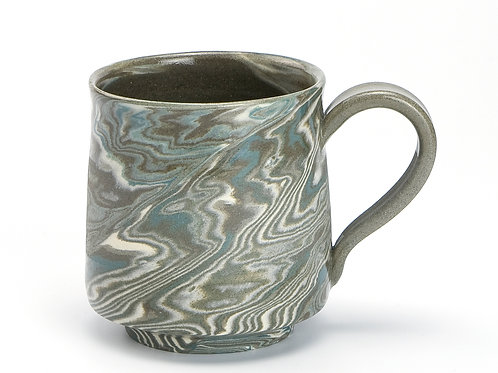 Green Marble mug 01