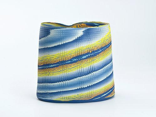 Altered Neriage Vase