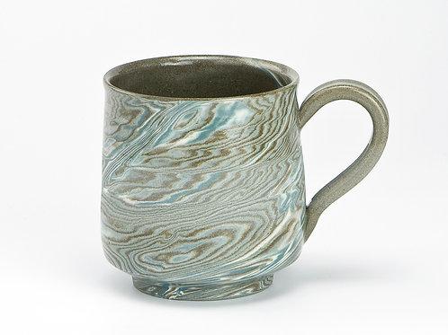 Green Marble mug 02