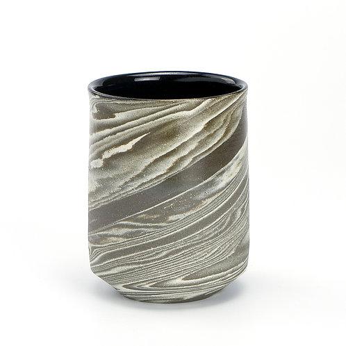 Taupe Marble Tumbler 02