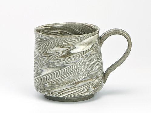 Taupe Marble mug 02