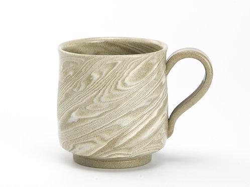 Beige Marble mug 01