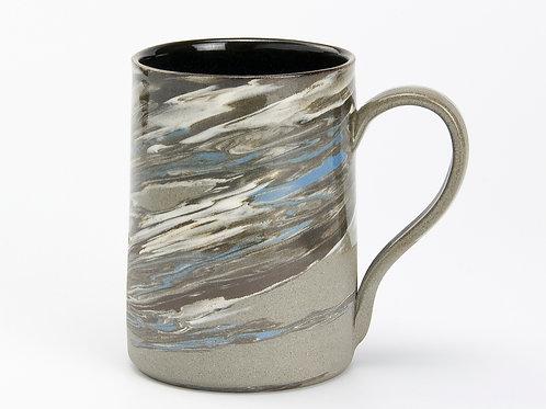 Marble/grey mug 02