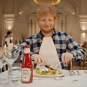 Ed Sheeran Heinz Mistake Leticia Romano