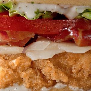 Chicken Caesar Burger King Leticia Romano