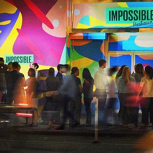 Impossible Restaurant Leticia Romano