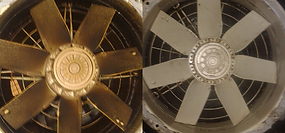 extraction fan cleaning
