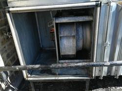 kitchen ventilation fan
