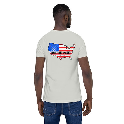 FREE Our Parks Short-Sleeve Unisex T-Shirt